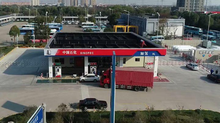 Sinopec pushes for faster Hong Kong green hydrogen transport development